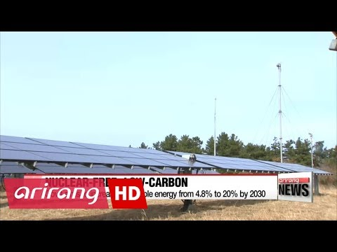 Solar farming is growing as option for producing renewable e