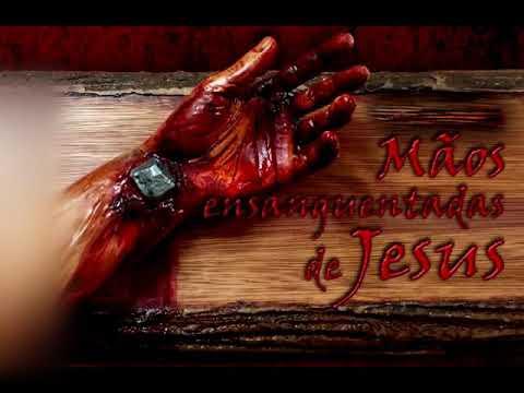 TERÇO DAS MÃOS ENSANGUENTADAS DE JESUS
