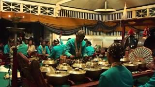 gending rangkung gamelan Kyai Naga Wilaga Keraton Yogyakarta 2015