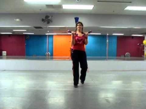 Zumba Gold Toning: S.O.S. (Let the Music Play) w/Breanna
