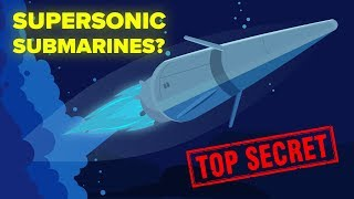The Supersonic Submarine - New Secret US Army Development?