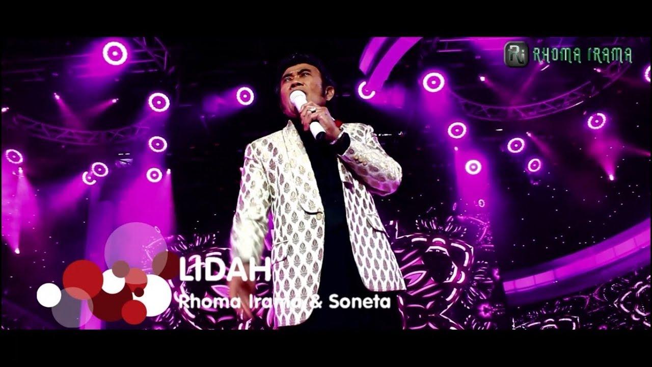 Download RHOMA IRAMA & SONETA GROUP - LIDAH (LIVE AT INDONESIAN DANGDUT AWARDS 2018)