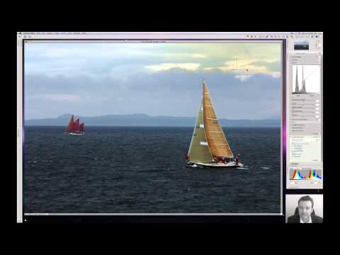 Nikon Capture NX2 Tutorial - Perfect Contrast with Double Threshold with Kristian Bogner