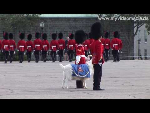 Québec, Changing of the Guard, Citadelle - Canada HD Travel Channel