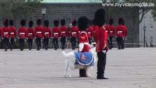 Québec, Changing of the Guard, Citadelle – Canada HD Travel Channel