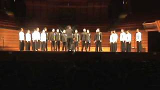 Aorere College Sweet Sixteen Choir: Pusi Nofo_xvid.avi