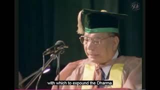 Daisaku Ikeda   Tribhuvan University   Nepal   2 11 1995
