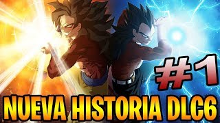 NUEVO MODO HISTORIA ALTERNATIVA! DLC 6 - DRAGON BALL XENOVERSE 2