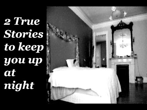 2 True Horror Stories: Mirror Mirror On the Wall, and The Pink Room