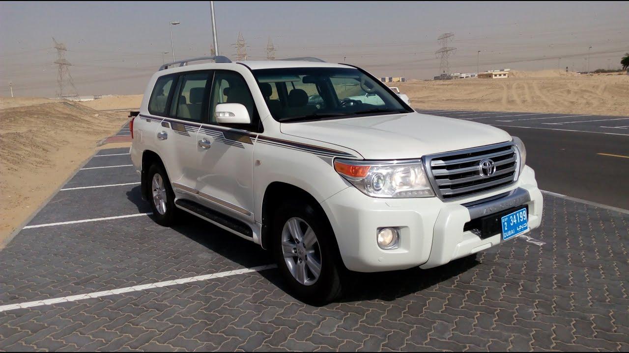 Toyota Land Cruiser Diesel Automatic 2011 In Dubai