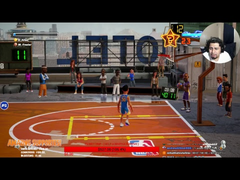 NBA PLAYGROUNDS [SUBSCRIBE TO MAIN CHANNEL 3MGLIVE ]