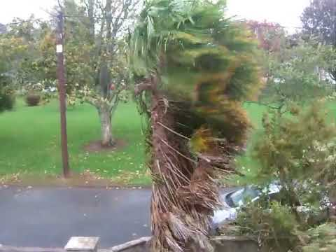Hurricane Tomás, Douglas, Cork, Ireland