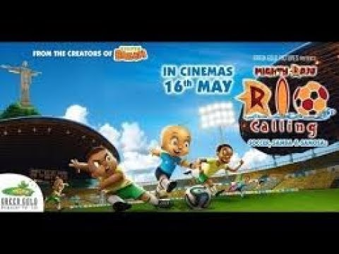 Download Mighty Raju Rio Calling - Official Trailer (Hindi)