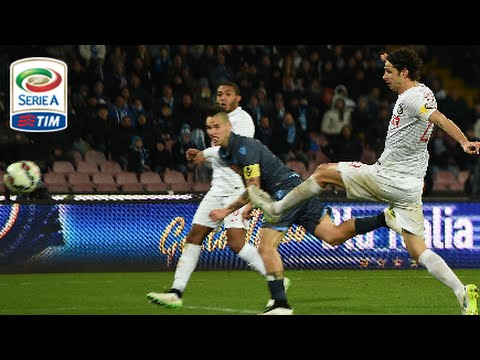 Napoli - Inter 2-2 - Highlights - Giornata 26 - Serie A TIM 2014/15