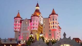 """Отель ,,Богатырь"""". Гостиничный комплекс Сочи на территории  Олимпийского парка."""