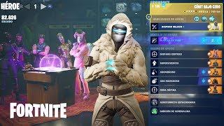 Freezing with Sniper / Low Zero Zenith ? Fortnite: Saving the world #358
