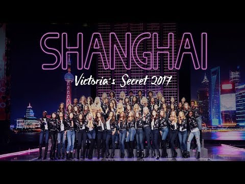 What to expect from Victoria's Secret 2017 in Shanghai