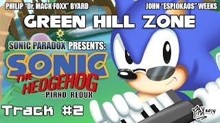 Sonic the Hedgehog - Piano Redux #2 - Green Hill Zone