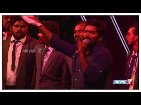 Tamil Chennai Gana Songs Concert Motive The Casteless Collective I Pa Ranjith