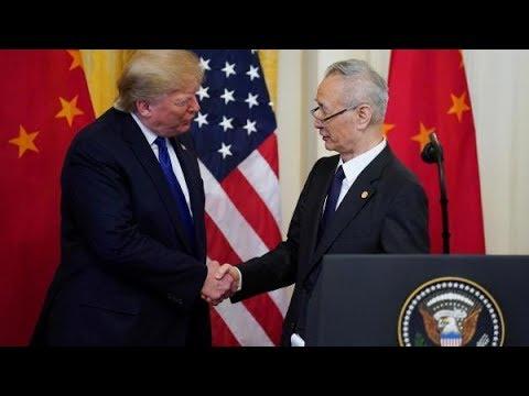《今日點擊》被譽為「雙贏」的貿易協議 遭遇黨媒冰冷待遇