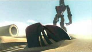 Bionicle Going Under