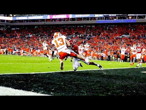 Hunter Renfrow: The Man (The Myth, The Legend)