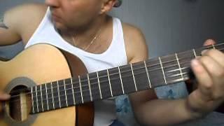Л.В.Бетховен-К Элизе на гитаре
