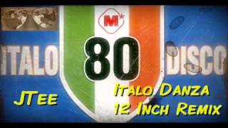 JTee - Italo Danza (ITALO DISCO) Thumbnail