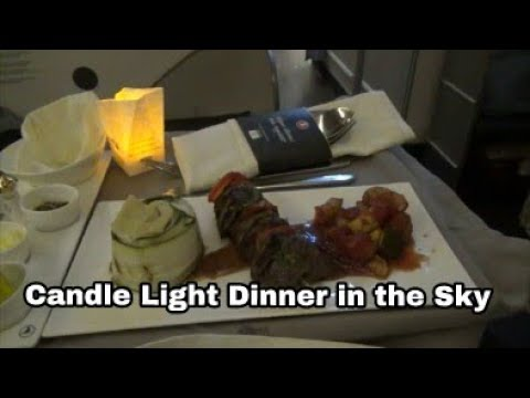 Business Class Flight Review | Toronto to Istanbul | Turkish Airlines | 27N17 Day 2A