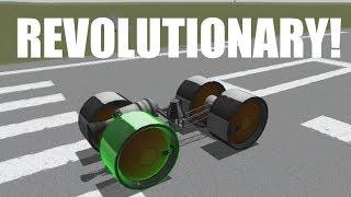 KSP Reinventing the Wheel