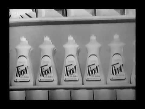 THRILL DISHWASHING SOAP