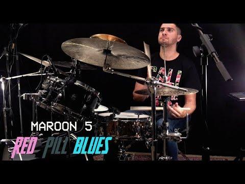 Maroon 5 - Best 4 U - Drum Cover