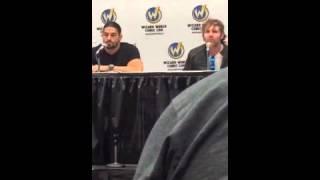 Dean Ambrose and Roman Reigns Part 2 Q & A