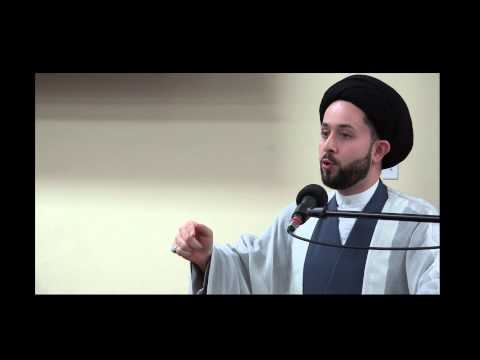 Ramadan, the Month of Change - Sayed Jawad Qazwini - Interfaith Iftar 2014