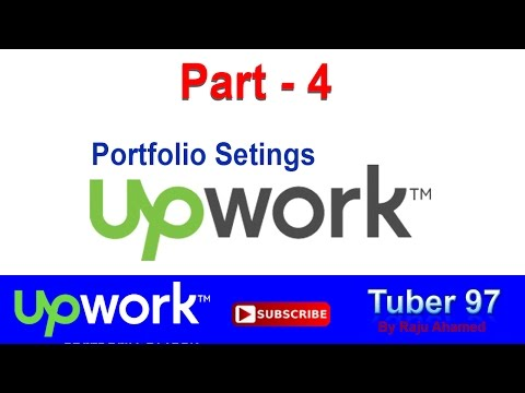 Part_4 | Portfolio Create Hidden Tips Bangla Video Lesson Upwork