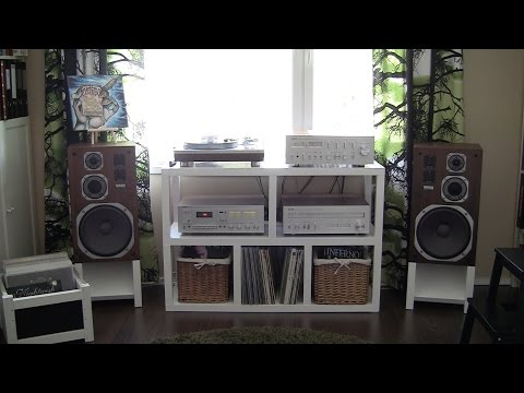 Music Room Tour May 2015 - The Vinyl Corner