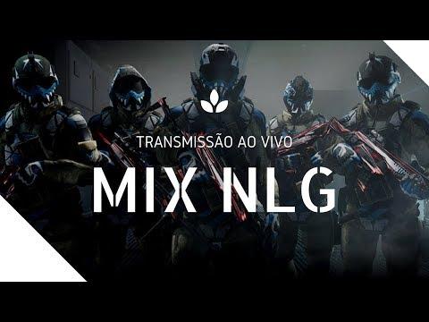 MIX NLG ► NARRAÇÃO   TRANSMISSÃO (RELOADING.)
