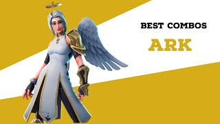Best Combos | Ark | Fortnite Skin Review