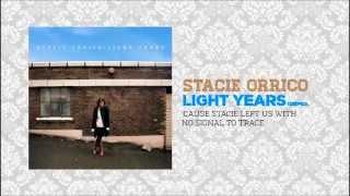 Stacie Orrico - Light Years ( Unreleased) + Lyrics
