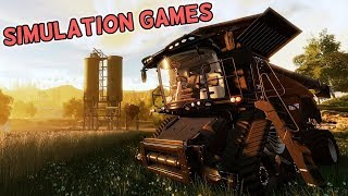 Top 10 Simulation Games for iOS & Android