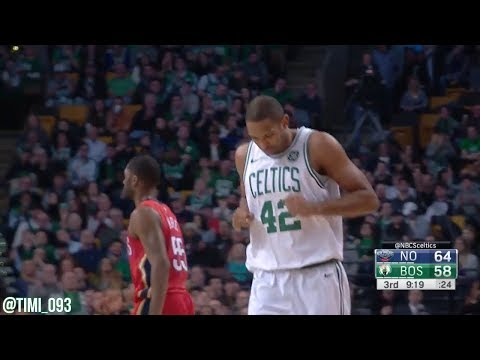 Al Horford Highlights vs New Orleans Pelicans (14 pts, 9 reb, 6 ast)
