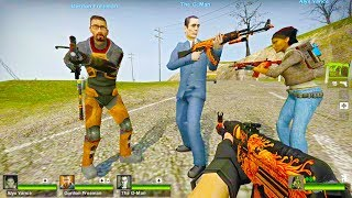 Left 4 Dead 2 - Half-Life 2: Highway 17 Custom Campaign Gameplay Walkthrough