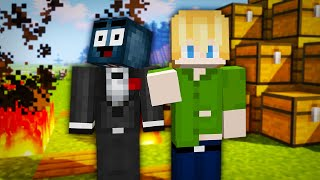 Tubbo & im_a_squid_kid accidentally Dominate Minecraft Ultimate...