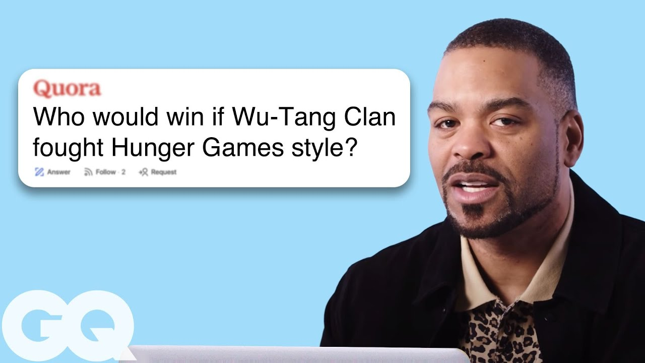 Method Man's Secrets To Looking So Fine Over The Years