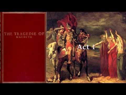 imagery as a main motif in william shakespeares macbeth
