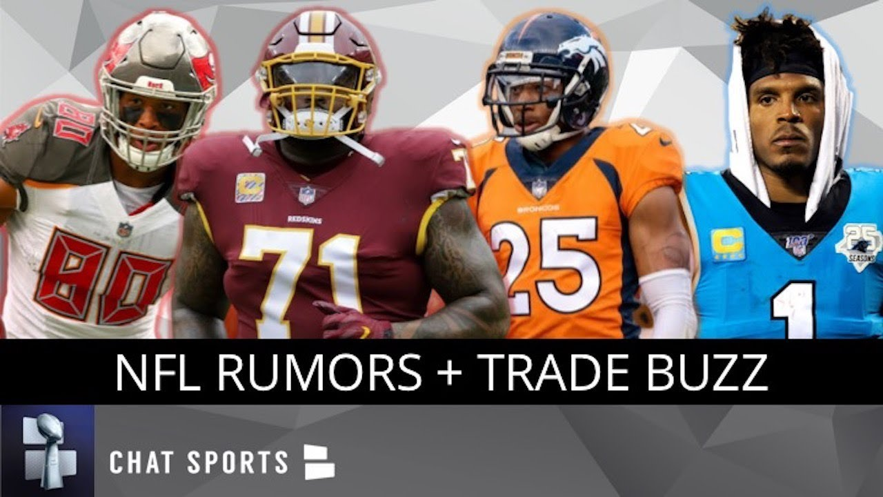 NFL Trade Deadline News: Trent Williams on the Trading Block