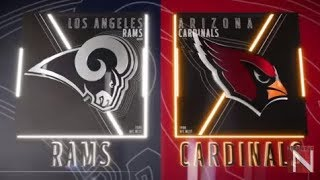 Los Angeles Rams vs Arizona Cardinals  Madden 19 Full Game Simulation Nation