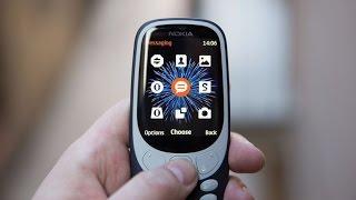 مراجعة هاتف نوكيا Nokia 3310 الاسطورة التى خلقت للبقاء
