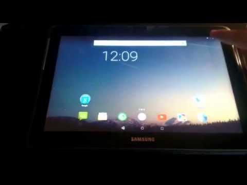 Galaxy Tab 2 // Android 5.1 Omnirom