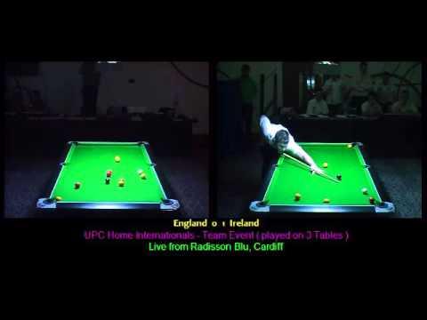 UPC Home Internationals 2015 - England vs Ireland